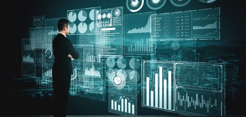 Big Data Technology for Business Finance Concept. metricas piratas aarrr Metricas piratas AARRR para ver el crecimiento real Metricas piratas AARRR para ver el crecimiento real 840x400