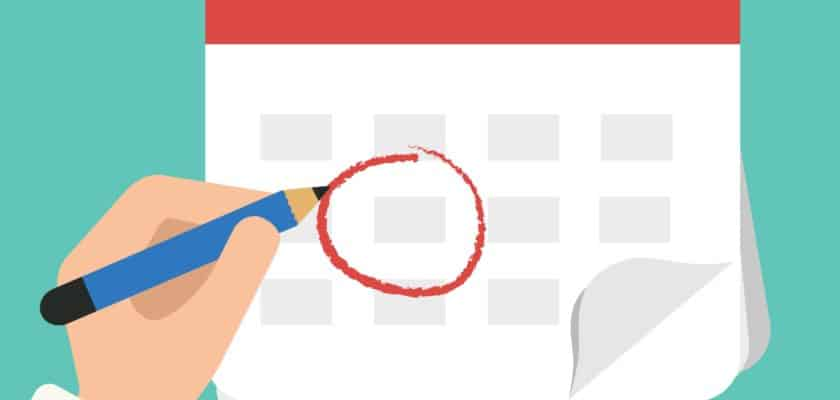 Calendario editorial 5 plantillas para la producción de contenido calendario editorial Calendario editorial: 5 plantillas para la producción de contenido Calendario editorial 5 plantillas para la producci  n de contenido 840x400